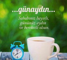 Günaydın Mesajları -Hayırlı Sabahlar - Güzel Sözler Diy And Crafts, Mugs, Tableware, Ali, Good Day, Dinnerware, Tumblers, Tablewares, Ant