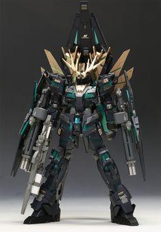"""RX-0[N]BANSHEE NORN""""Ver.最終決戦仕様"""""""