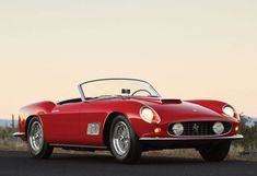 Ferrari 250GT California Spider di Scaglietti, 1958