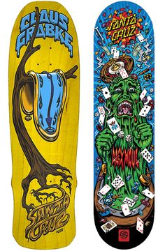 Santa Cruz Skate Art by Jim Jimbo Phillips - Sublime99