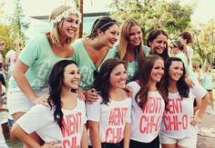 Chi Omega at Arizona State University #ChiOmega #ChiO #BidDay #sorority #ASU