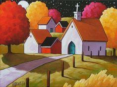 SoloWorkStudio Artist Cathy Horvath-Buchanan