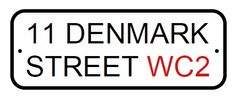 Denmark Street in London, Greater London