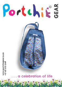 Boys #slingbag by #portchiegear - www.portchiegear.co.za