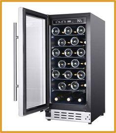 Under the Counter Wine refrigerator