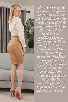 Humiliation Captions, Beautiful Dresses, Beautiful Women, Feminized Boys, Tg Caps, Tg Captions, Sissy Boy, Crossdressers, Feminism