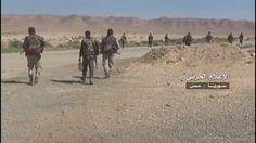Noticia Final: Exército sírio em confrontos contra o ISIS no lest...