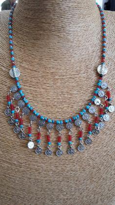 Handmade Jewelry Bracelets, Coin Jewelry, Bijoux Diy, Silver Bracelets, Jewelry Necklaces, Silver Ring, Statement Jewelry, 925 Silver, Jewellery