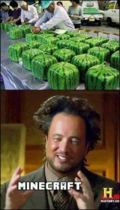 Top Funny Memes about Minecraft & Minecraft meme awesome Really Funny Memes, Stupid Funny Memes, Funny Relatable Memes, Haha Funny, Hilarious, Minecraft Jokes, Minecraft Comics, Minecraft Stuff, Hilarious Memes