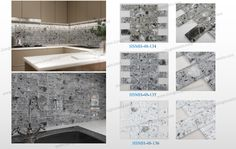Hengsheng is specializing in producing all kinds of glass mosaic since June Our glass mosaic tiles are used widely Mosaic Tile Designs, Glass Mosaic Tiles, Mosaic Art, Tile Suppliers, Tile Manufacturers, Kitchen Tile, Decorative Tile, Subway Tile, Terrazzo