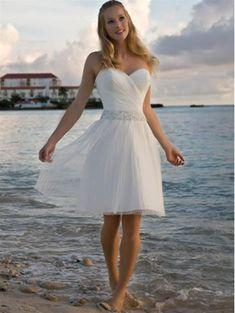 #Wedding Dresses » short beach simple wedding dresses