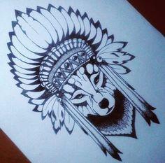 #волк #эскиз #хобби #творчество #искусство