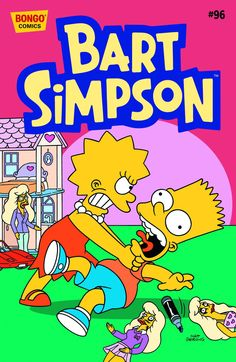 BART SIMPSON COMICS #96