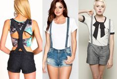 what to wear with suspenders