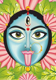 Starting the Day with the Goddess Kali - Om Kali Om {Mantra Monday}