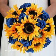 Ideas Wedding Bouquets Sunflowers And Roses Rose Wedding, Fall Wedding, Wedding Flowers, Dream Wedding, Wedding Ideas, Wedding Stuff, Wedding Signs, Wedding Photos, Tangerine Wedding