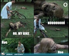 Funny The Walking Dead season 1 picture