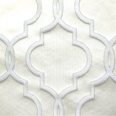 Rockland – Silver – Discount Designer Fabric – fabrichousenashville.com