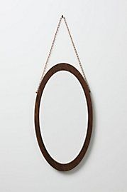 Amersham Mirror, Oval