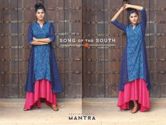 NEW designs from our Song of the South collection; Anarkalis, A-line kurtis, tunics and more, inspired from the colours and textiles of Tamil Nadu! Now available at our online store! SHOP NOW at http://bit.ly/29XAEP9 ‪#‎SongoftheSouth‬ ‪#‎shalinijames‬ ‪#‎shalinijamesmantra‬