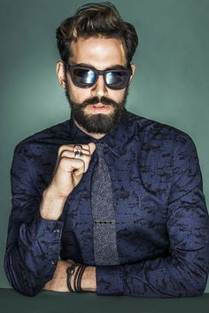 What do you think of this tie and shirt combo? - Ilias Petrakis