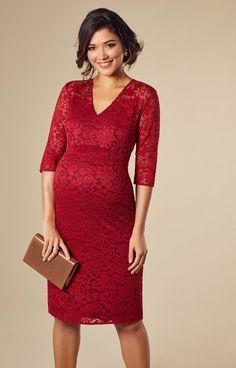 Rich colourful lace Maternity Dresses 1aaed39fc5f5