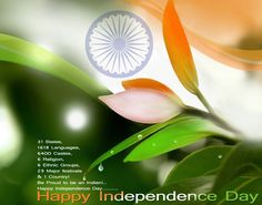 Best and Famous Inspirational Quotations on Independence Day