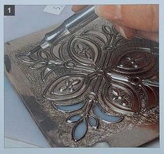 Image result for metal embossing tutorial