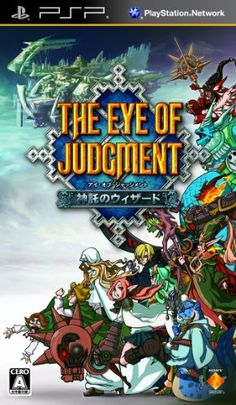The Eye of Judgment Shintaku no Wizard Japan Import -- You can find out more details at the link of the image.