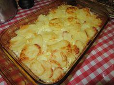potato au gratin