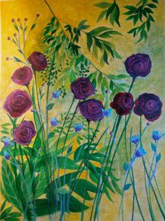 Flower story par Cindy Doty sur Etsy