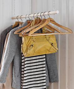 Tee katosta roikkuva vaatetanko | Meillä kotona