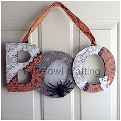 Cute sign that you can hang on your wall or door or even sit on a shelf! Can custom make for you! Like us on Facebook Little Owl Crafting