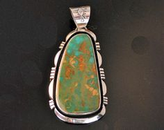 Manassa turquoise is mined at Manassa in south central Colorado, but began with Ancient Pueblo peoples. The mine is also known as King's Manassa. This comes from I.P. King, gold miner who rediscovered this vein and whose descendants still mine the site. It is known for its blue-green to green color with a golden or brown, non-webbed matrix which comes from the host rock, rhyolite. The Manassa mine is still in production, and owned by the King family, thus the alternate name sometimes used.
