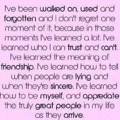 I've learned. .. A Recovery from Narcissistic sociopath relationship