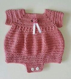 crochet baby rompers baby romper