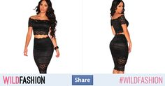 Share dacă te bucuri mereu de eleganță în negru! Two Piece Skirt Set, Skirts, Dresses, Fashion, Vestidos, Moda, Fashion Styles, Skirt