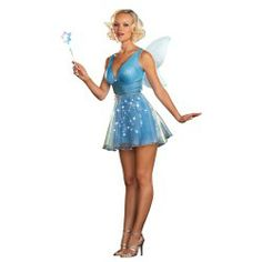 Sexy fairy costumes for women.