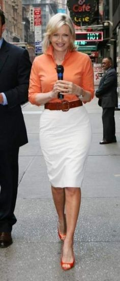 Diane Sawyer 2 part quiz... look at that Apartheid freak & tell me who she is after all the Rose Gambino deals kick in