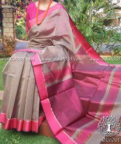 Beautiful Woven Maheshwari Saree