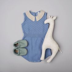 Simple baby by fun and Vince . With mint loafers