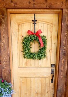 Square Boxwood Wreath-Holiday BOXWOOD Wreath-Summer Door Wreath-Housewarming Gift-Outdoor Wreaths-Year Round Wreath-Wedding Gift-Custom Made