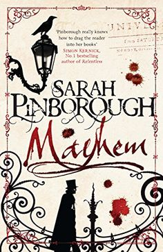 Buy Mayhem by Sarah Pinborough at Mighty Ape NZ. From the Number One bestselling author of Behind Her Eyes. Delve into a gaslit London, where Jack the Ripper is making headlines, but another, much mo. Book Club Books, Books To Read, My Books, Reading Lists, Book Lists, Reading Books, Sarah Pinborough, Ya Novels, Beautiful Book Covers