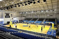 Our eco-FICIENT panels were used on the new Santa Cruz Warriors facility!    To learn more about the eco-FICIENT insulated metal panel series by MBCI visit http://mbci.com/imp_ecoficient