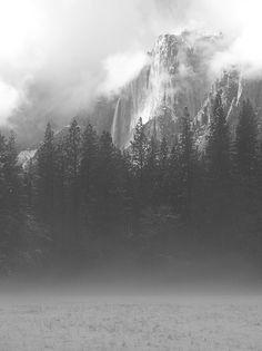 Mountains crumble