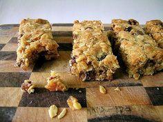 Receta para preparar barras de cereales en casa - Mejor Con Salud