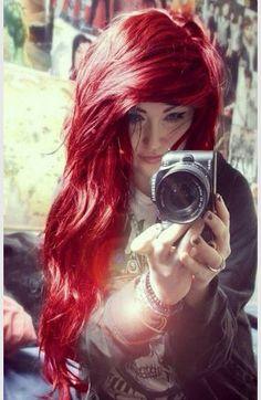 Me encanta los rojos