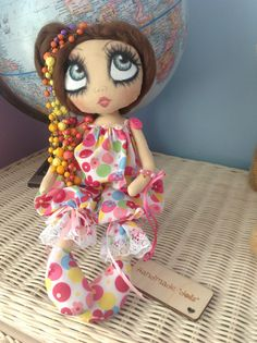 Ooak doll by handmade dolls