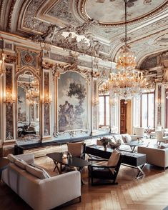 Located on Venice's Grand Canal, this Aman property is ornate, luxurious and filled with glamorous details. The 16th century palace has just two-dozen rooms and the digs are sure to make you feel like you've landed in another era.