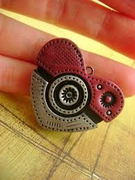 Image result for steampunk clay projects